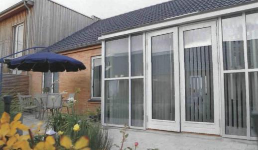 Энергоэффективные дома в Европе. Коттедж по-датски.