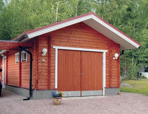 Как построить гараж на участке. Типы гаражей.