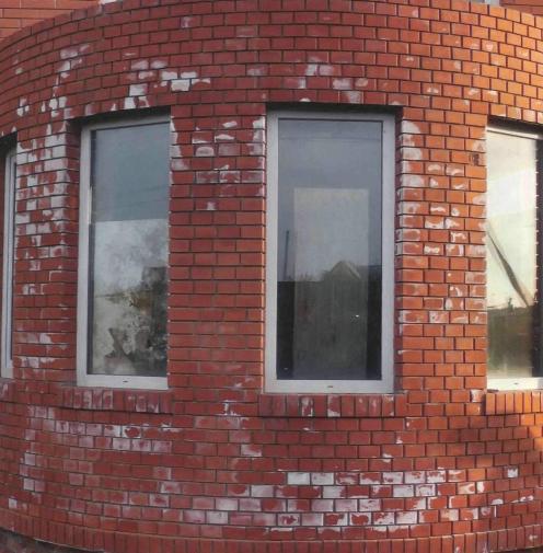 Высолы на фасаде и борьба с ними