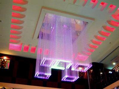 Оптоволоконное освещение в Вашем доме