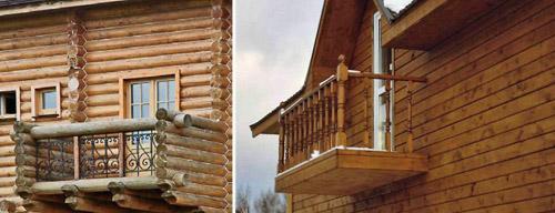 Балкон - архитектурный элемент, обладающий функциональностью и способный внести вклад во внешний вид здания. В загородном доме балкон можно использовать по-разному.