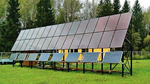 Перспективы применения солнечных батарей