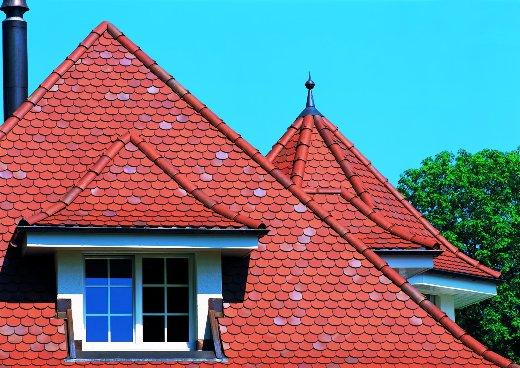 Строительство коттеджей. Крыша