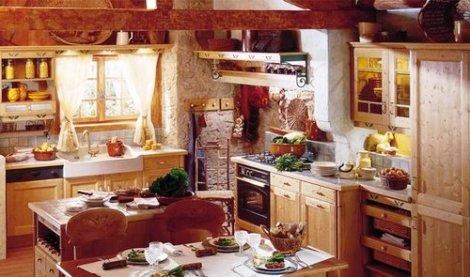 Кухня в украинском стиле: простота и эксклюзивность