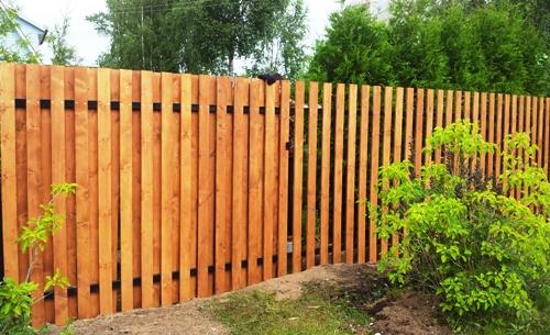 Решетчатый забор – классика ограждений проверенная временем!