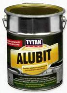 Alubit - битумно-алюминиевая декоративно-гидроизоляционная эмульсия