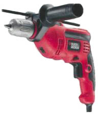 дрель Black&Decker CD71CKA