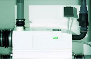 Установка Wilo-DrainLift XS-F