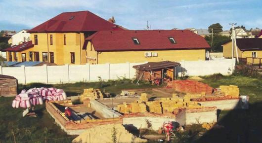 Очередность строительных работ